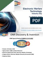 DoD Electronic Warfare Technology Industry Day Slides