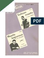 Alex Pellegrini - Musette Langoureuse (Créée Par Lucien Attard) (Orchestration) (Valse)