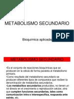 13. Metabolismo Secundario.2