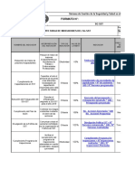 Preoperacional de Mezcladora de Concreto (1)
