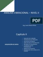 ANALISIS VIBRACIONAL – NIVEL II - Capitulo II.pptx