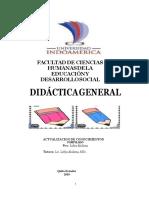 Didáctica General 2018-2019