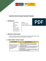IV-SEM-CONTABILIDAD-2-Silabo-Proyecto de Invest e Innov Tecnologica 1