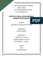Proyecto Final de Seguridad