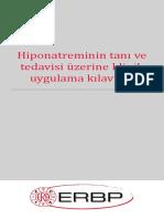 Short Version Hyponatraemia Turkish