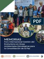 Memorias Foro Internacional de Ecoturismo