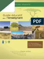 Kit Pédagogique Sur l'Environnement Dans Les Zones Arides