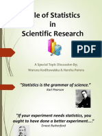 Roleofstatisticsinscientificresearch 141105204535 Conversion Gate02