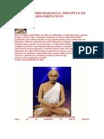Biografia Lahiri Mahasaya