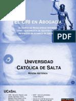 Tesis  - Acosta Manjarrés - Presentación