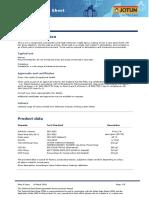 Penguard FC Technical Data Sheet