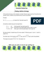 Calculator Challenges