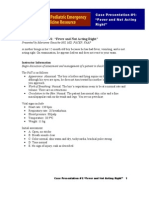 Pediatric Emergency Medicine Resource 33164_CSDY_fever