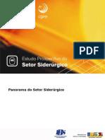 ESTUDO PROSPECTIVO DO SETOR SIDERÚRGICO