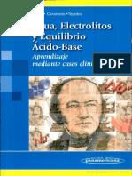 Agua, Electrolitos y Equilibrio Acido-base[1]