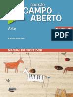 Arte - Séries Iniciais - Campo Aberto 1, 2, e 3 Ano