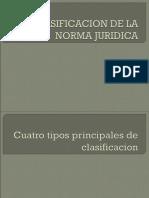 Clasificacion Norma Juridica (1)