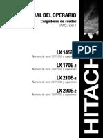 Manual Del Operador lx145-2