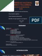 Gestion de Almacenes - 22-10-18 - Exp Final