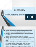 Florida Biology Cell Theory Anatomy Physiology With Questions 2 14.1 and 14.3