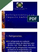 Refrigerantes y Su Impacto Ambiental Converted