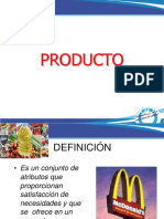 4 Producto Marca Etiqueta y Empaque