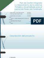 Plan de Gestión Integrada SSPC Vers.inc