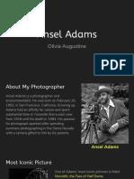 olivia augustine - influential photographers