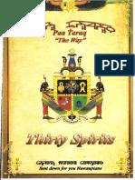 Paa Taraq Thirty Spirits