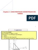 Application 2 Chapitre II Caracteristiques-geometriques-sections