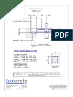 R165-75 Luxcrete