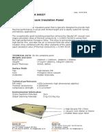 BauderVIP Insulation 1