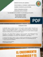 Barrera de Posibilidades de Desarrollo en Cajamarca