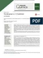 Articulo de Quimica Organica
