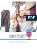 PCM Student Handbook