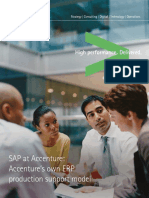 Accenture 16 Acn Own ERP Production Support Model Credential