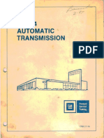 700-R4 Automatic Transmission Principles of Operation 2nd Edition