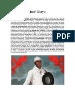 Biografia José Olaya