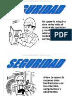 Curso Seguridad Operacion Maquinaria Pesada Prevencion Accidentes Articulos Revision Inspeccion Cuidados Proteccion