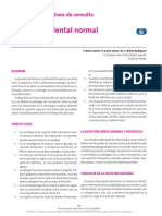 La Erupcion Dental Normal y Patológica