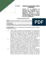 Caso Isabel Pilco Apdhb – Sentencia