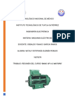 Resumen Basic of Ac Motors