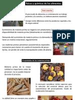 Pres 2 Propiedades Fisicas y Químicas de Alimentos