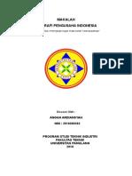 Jurnal Angkasa Simulasi Sistem Proses Produksi