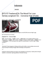 Converse High (Ficlet) BTS Fanfiction Indonesia