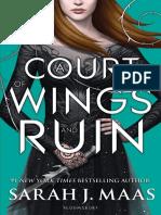 Una Corte de Alas y ruina - Sarah J. Maas.pdf