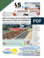 Mijas Semanal nº816 30 de noviembre de 2018