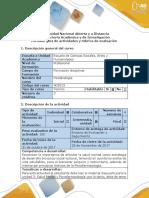 Guía de Actividades y Rubrica Evaluacion - Fase 4 Informe Visita o Entrevista