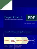 Pertemuan 7 Project_Control