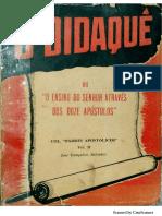 O Didaquê 1957